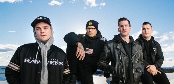 THE AMITY AFFLICTION ANNOUNCE TOUR WITH UNDERØATH, CROSSFAITH and PAGAN.