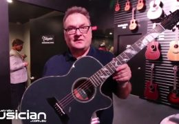 NAMM Show 2019: TAKAMINE LTD 2019 Moon Limited Edition Acoustic