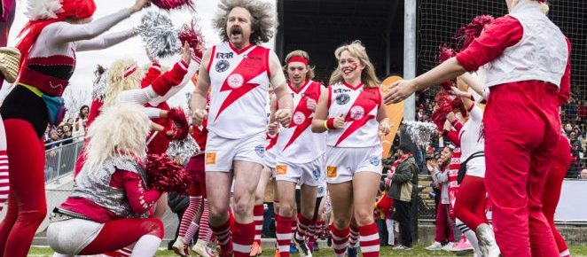 2019 RECLINK COMMUNITY CUP 25TH ANNIVERSARY
