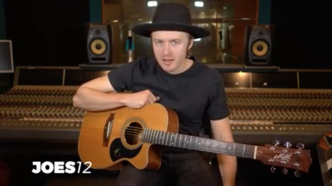 JOE'S12: JOE ROBINSON'S NEW ONLINE GUITAR TRAINING PROGRAM