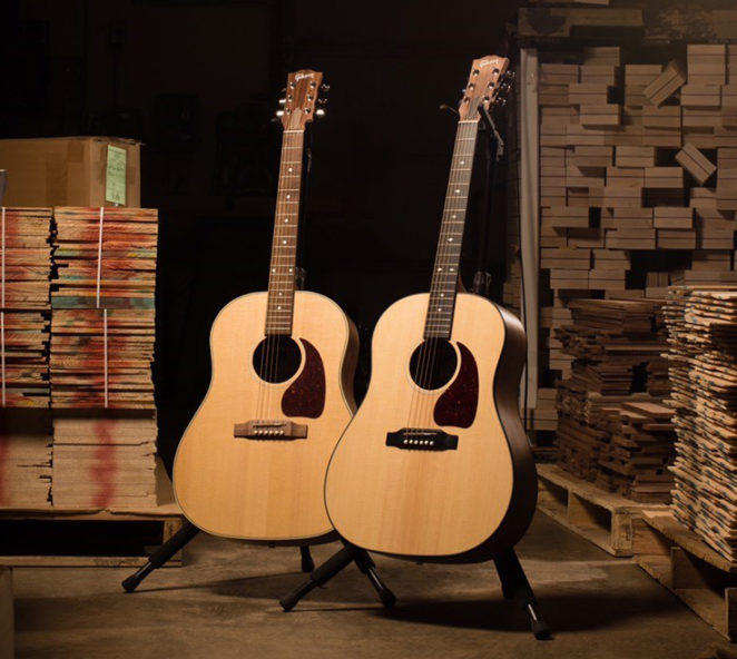 GIBSON UNVEILS ARTIST COLLABORATIONS AHEAD OF SUMMER NAMM