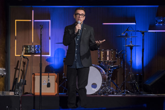 FRED ARMISEN INTERVIEW: 'COMEDY FOR MUSICIANS BUT EVERYONE