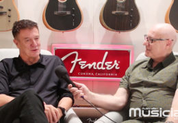 FENDER CEO ANDY MOONEY