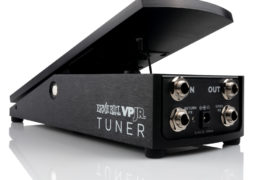 NAMM 2020: ERNIE BALL VP JR TUNER/VOLUME PEDAL