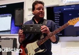 NAMM 2020: FENDER MUSTANG GTX 50, 100 and LT50