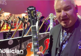 NAMM 2020: NEW FROM EPIPHONE WITH DR.EPIPHONE