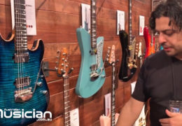 NAMM 2020: ERNIE BALL MUSIC MAN NEW GUITARS & BASSES