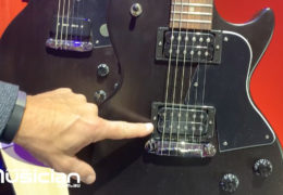 NAMM 2020: GIBSON LES PAUL SPECIAL TRIBUTE MODEL