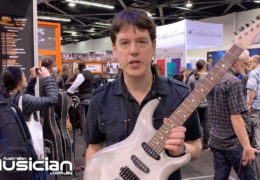 NAMM 2020: DV MARK MAESTRO GUITAR