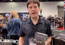 NAMM 2020: DV MARK SWAMP GUITAR INTERFACE