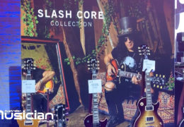 NAMM 2020: GIBSON SLASH CORE COLLECTION